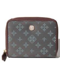 ラウンドファスナー折財布(C-308)