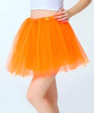 チュチュ スカート 大人 ダンス衣装 ウエストゴム ヒップホップ コスプレ 重ね履き