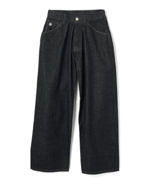 CLAMP/クランプ/wide denim trousers/ワイドデニムトラウザー