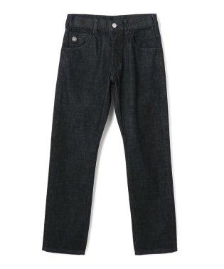 CLAMP/クランプ/straight denim trousers/ストレートデニムトラウザー