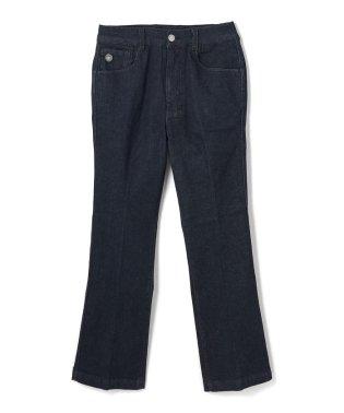 CLAMP/クランプ/flare denim trousers/フレアデニムトラウザーズ