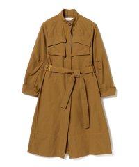 RBS / グログラン スタンドカラー コート