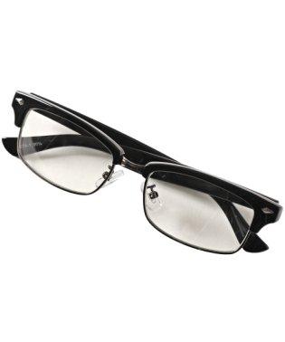 ブロー型フレームサングラス/サングラス メンズ レディース グラサン ブローサングラス