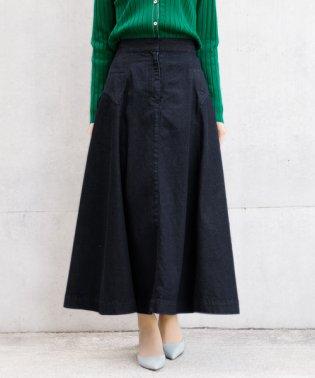 アリコットストレッチ スカート