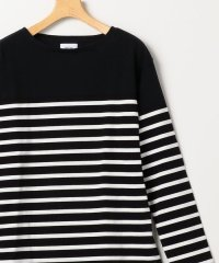 SHIPS any: STANDARD ボートネック ボーダー カットソー<MEN>