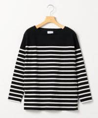 SHIPS any: STANDARD ボートネック ボーダー カットソー<WOMEN>