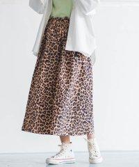 【別注】GRAMICCI:ギャザーロングスカート
