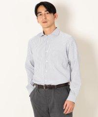 SHIPS any: COOLMAX セミワイドカラー ドレスシャツ