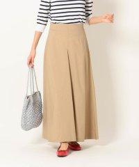 SHIPS any:タックフレアスカート