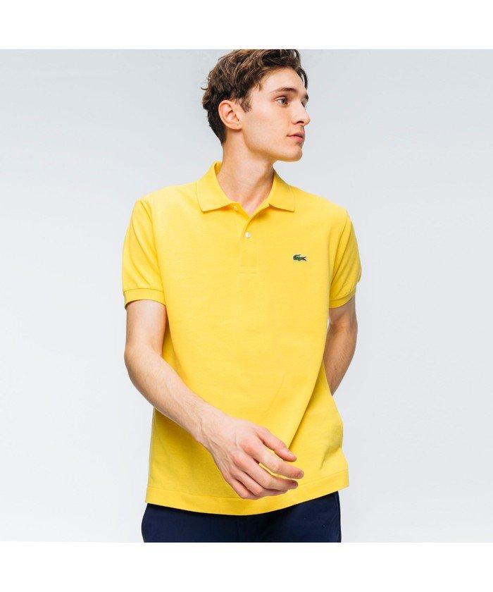 (LACOSTE Mens/ラコステ メンズ)『L.12.12』定番半袖ポロシャツ/メンズ シャーベット
