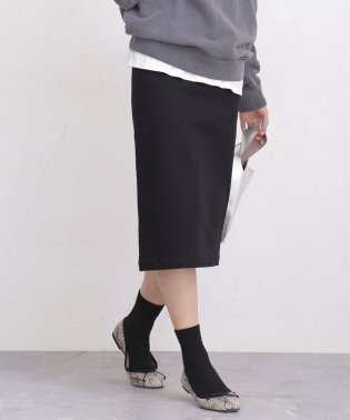 【WEB限定】多機能超撥水ストレッチタイトスカート