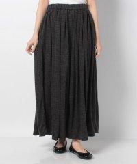 【MidiUmi】long gathered スカート