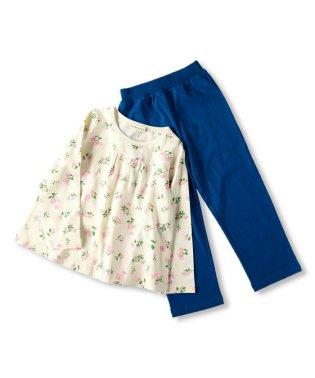 花柄パジャマ(80~120cm)