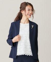 【抗菌防臭・UVケア】コンパクト2WAYダブルクロス カラーレスジャケット