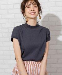 【復刻・WEB限定カラー】USAコットンハイネックTシャツ#