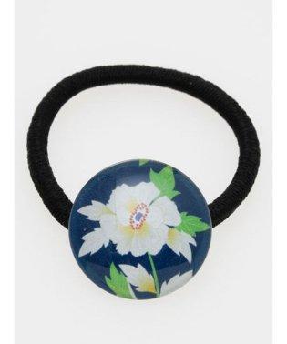 【カヤ】玻璃ヘアゴム 金鳳花(きんぽうげ) 7SJZ0114