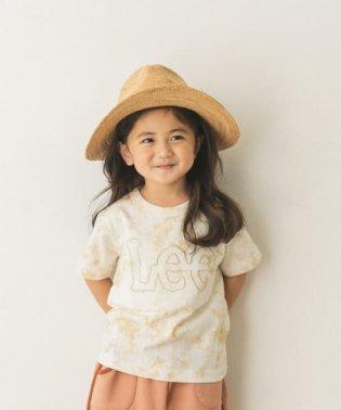 【予約】LEE KIDS LOGO EMBROIDERY T-SHIRTS(KIDS)
