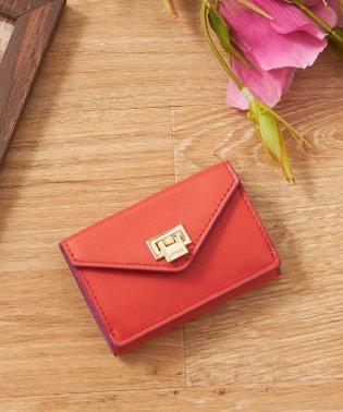 薄型三つ折り財布【予約】