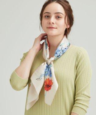FFC シルク オオバンアソート スカーフ