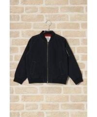 【キッズ】袖ポケット付きブルゾン(120~160cm)