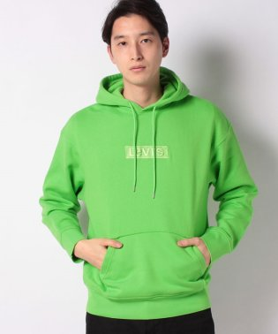 RELAXED GRAPHIC HOODIE SSNL BABYTAB TECH