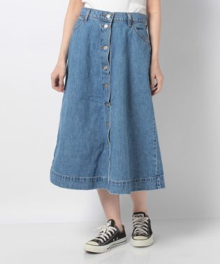 BUTTON CIRCLE SKIRT FRONT PAGE WORTHY