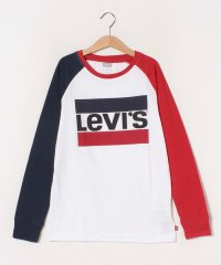 【KIDS】LS COLOR BLOCKED SPORTSWEAR LO
