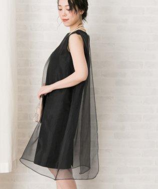 【ROSSO】オーガンベルラインドレス