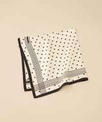 Le Vernis/フレンチドットスカーフ