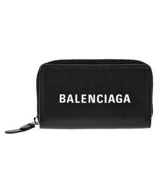 BALENCIAGA 516373 DLQ4N EVERYDAY ミニ コンパクト 財布