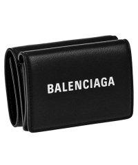 BALENCIAGA 505055 DLQHN EVERYDAY ミニ コンパクト 財布