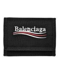 BALENCIAGA 507481 9WB25 EXPLORER ミニ コンパクト 財布