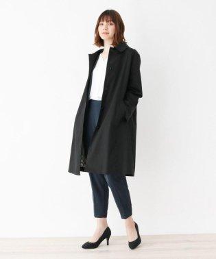 【S-3L/防花粉/撥水加工】ベーシックロングステンカラーコート
