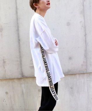 《追加予約》【HOLIDAY/ホリデイ】SUPER FINE DRY MINI DRESS:カットソー◆2