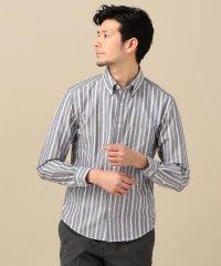 SC: ペルヴィアン ピマ オックスフォード ストライプ ボタンダウンシャツ