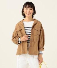 《予約》SHIPS any:ドロストワークジャケット