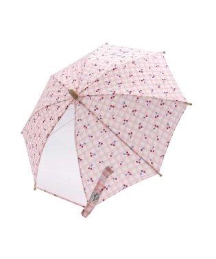 さくらんぼ柄傘
