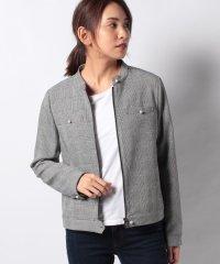 【セットアップ対応】グレンチェックのジャケット