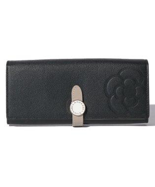 ブラン フラップ長財布