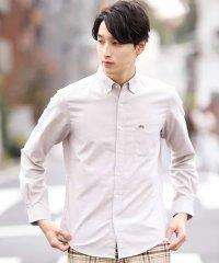 【洗える】イージーケアオックスシャツ