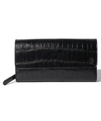 【Felisi】クロコダイル型押し長財布