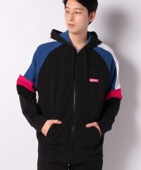 PIECED FULLZIP HOODIE PIECED FULL ZIP HO