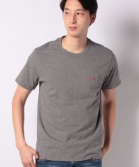 SS ORIGINAL HM TEE CHARCOAL HEATHER