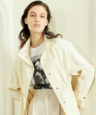 【予約】【別注】<idilliaco>Bjork フォトプリントTシャツ