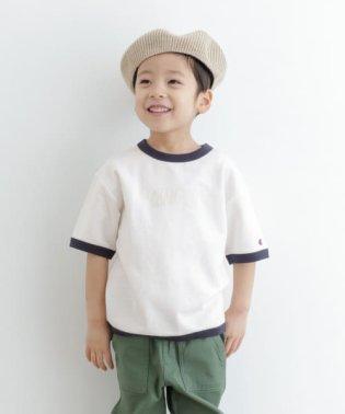【予約】champion インレイリンガーT-SHIRTS(KIDS)
