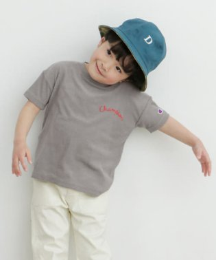 【予約】champion パイル刺繍T-SHIRTS(KIDS)