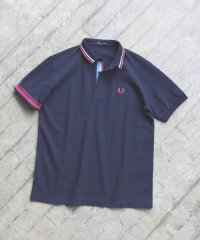 FRED PERRY × BEAMS / 別注 チェンジカラー ポロシャツ 20SS