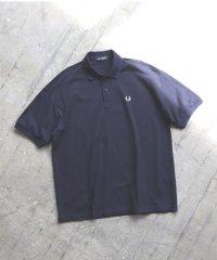 FRED PERRY × BEAMS / 別注 オーバーサイズ ポロシャツ