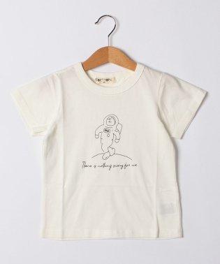 宇宙飛行士おじさんTシャツ