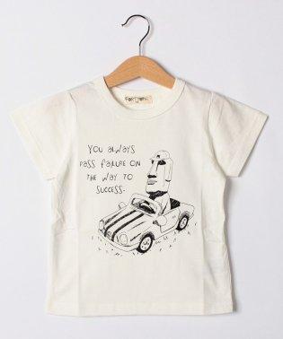 ドライブモアイTシャツ